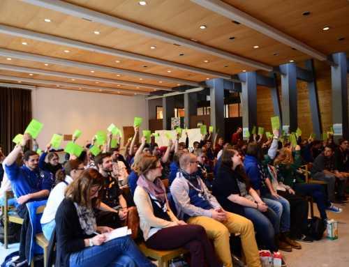 DV und Schnuppertag 2017: Delegiertenversammlung der Pfadi Aargau