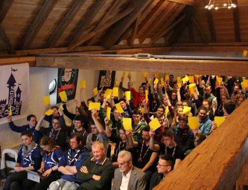 DV 2018: Pfadi Aargau wählt neuen Präsidenten