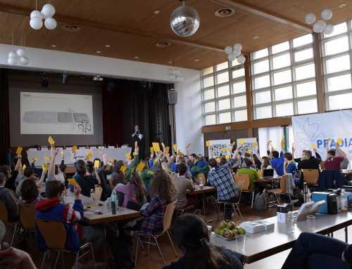Pfadi Aargau blickt auf ein erfolgreiches Jahr zurück und lädt zum Schnuppern ein