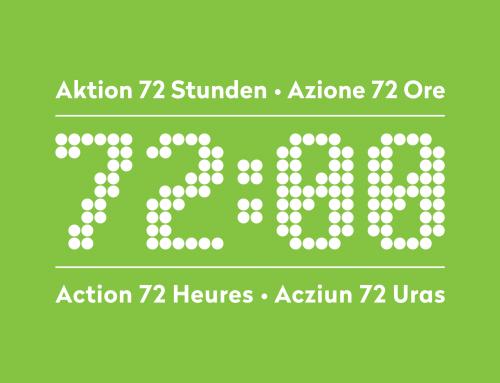 Aktion 72 Stunden – die Schweiz steht Kopf