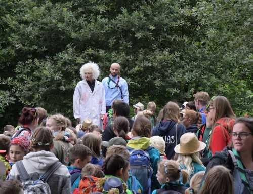 Kantonales Pfaditreffen: Notruf aus dem «Bottanischen Garten»