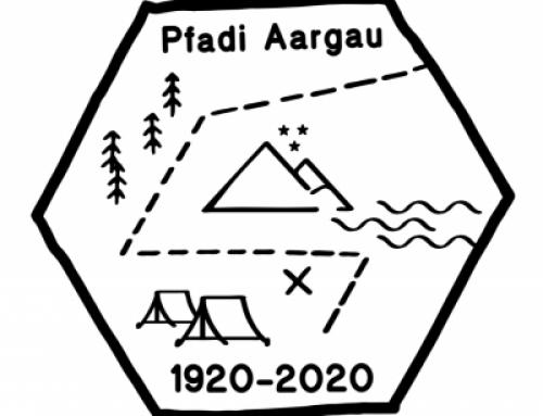 Die Pfadi Aargau wird 100 Jahre alt!